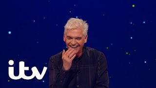 5 Gold Rings | Phillip Schofield Can't Stop Laughing at a 'Willy Windmill' | ITV
