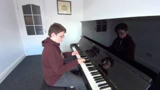 Feilim White plays Ecossaise op 38 by Johann Wilheim Hassler