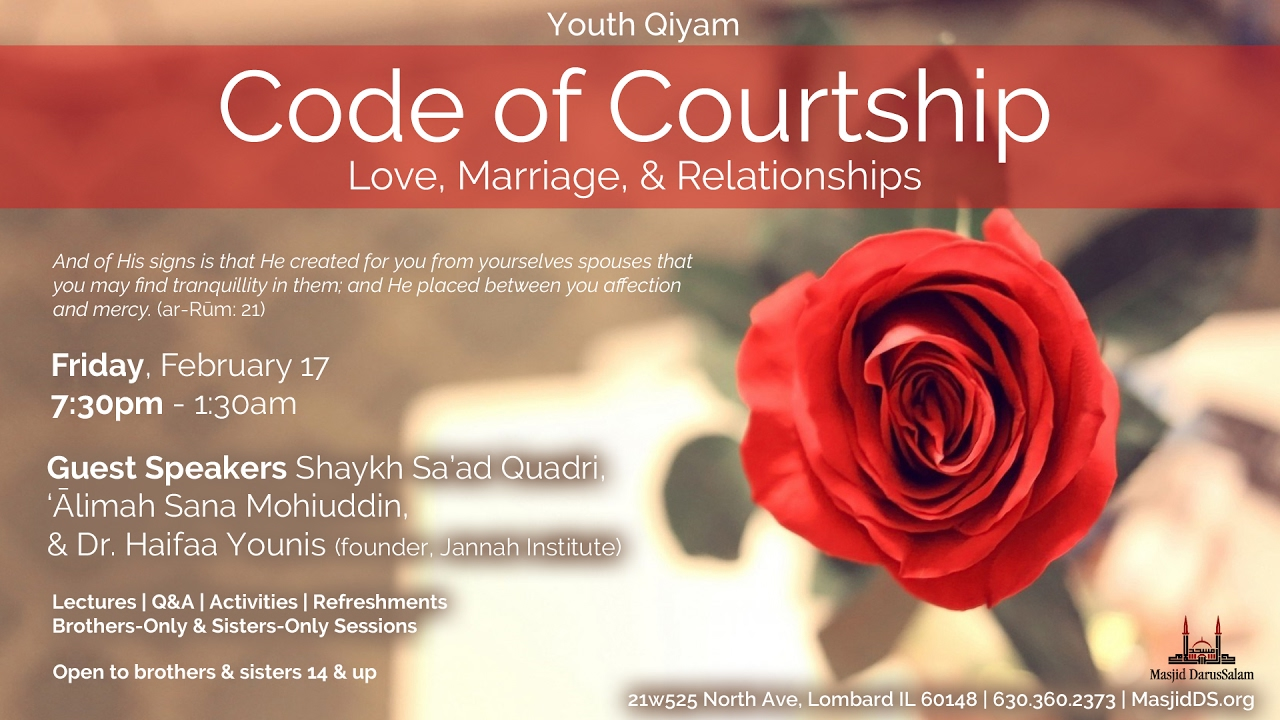 Code of Courtship - Love, Marriage, and Relationships