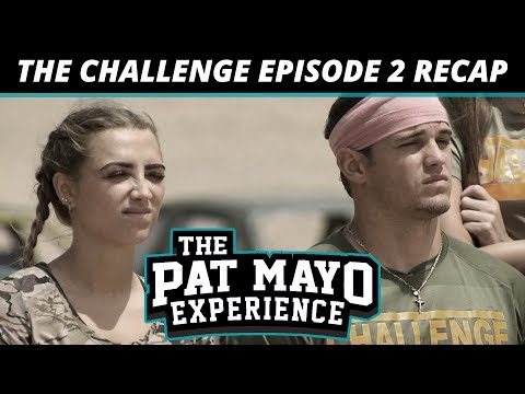MTV The Challenge War Of The Worlds Ep  2 Recap & Fantasy Challenge