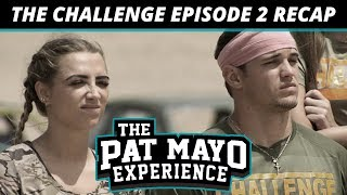 MTV The Challenge War Of The Worlds Ep. 2 Recap & Fantasy Challenge Scoring