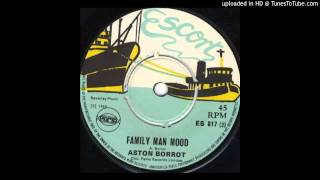 Aston Barrett - Family Man Mood