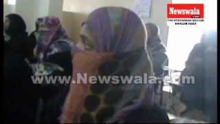Help Hyderabad Organization's free training for Muslim Minorities at Hyderabad Haj House
