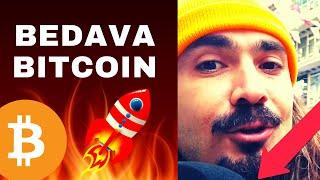 BEDAVA BITCOIN DAĞITIYORUM! (BTC - Kripto Para Icrypex İstanbul Sokak Röportajı -  Bitcoin Ne Kadar)
