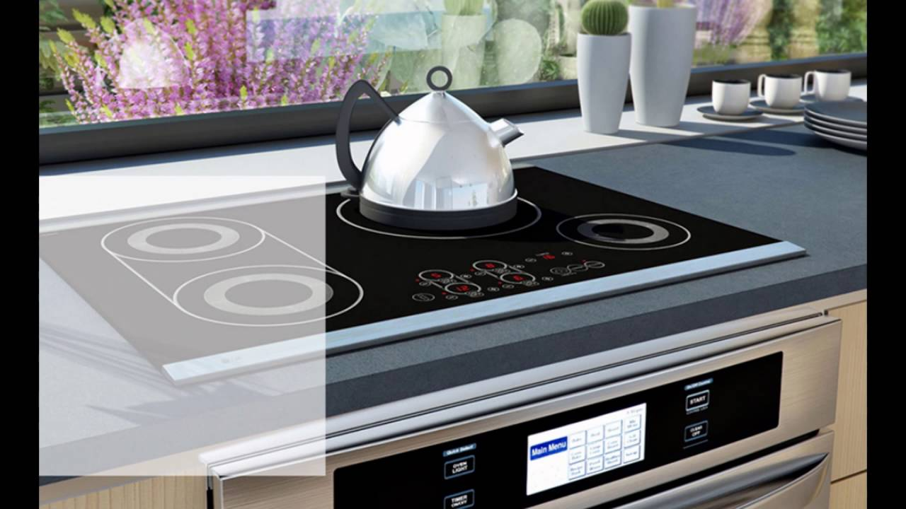 Cooktop And Wall Oven Combinations