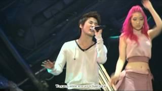 TVXQ - Hey! Girl (Live Concert) mongolian sub 1080p