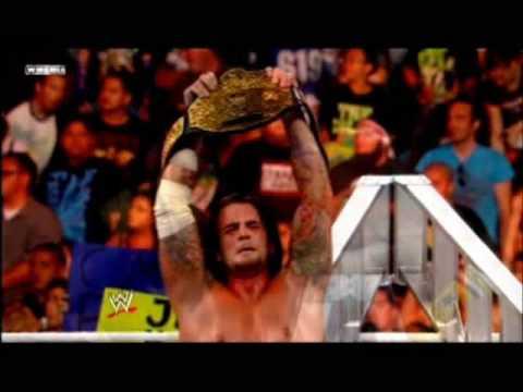 CM Punk vs. Jeff Hardy Feud Tribute