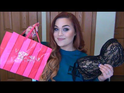 ee2383b112 Plus-Size Lingerie Haul ♥ Adore Me   Victoria s Secret
