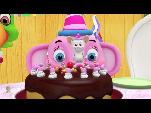 Happy Birthday Song | Nursery Rhymes & Kids Party Songs Collection | Best Birthday Wishes & Songs