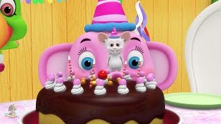 Happy Birthday Song   Nursery Rhymes & Kids Party Songs Collection   Best Birthday Wishes & Songs