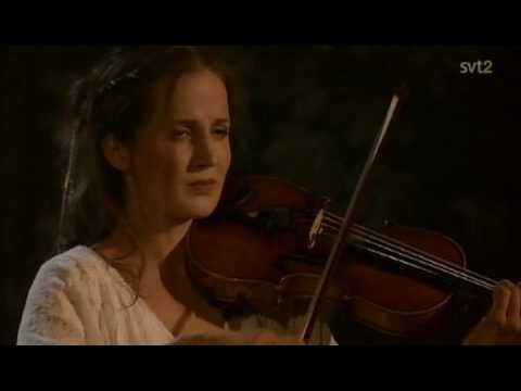 """Lisa Rydberg & Gunnar Idenstam - Jässpôdspolska (trad., """"Bach på svenska"""")"""