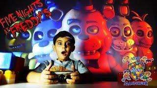 - ЯРИК Папа Дома играет в FIVE NIGHTS at FREDDYS Обзор приложения ФНАФ Видео для мальчиков