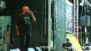 D-Flame @ Reggae Jam 2014, 01.-03.08. Bersenbrück