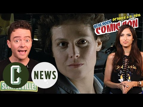 The Defenders - Sigourney Weaver to Play the Villain | Collider News