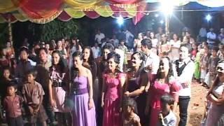 Khmer wedding, Benson Chenda Chhoy Part 3, Dec. 30, 11