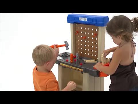 Step2 Handy Helper S Workbench Youtube