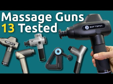 Best Massage Gun Of 2020! We Compared 13 Models for You!