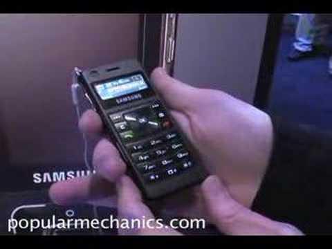 A Cheaper iPhone? Samsung Ultra Music Phone