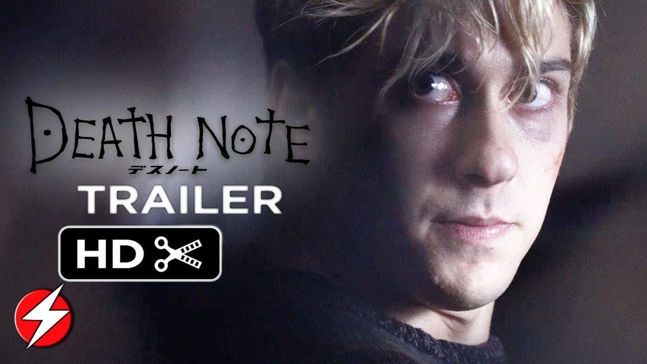 Download DEATH NOTE Official TRAILER 2017 Netflix New Thriller Movie HD