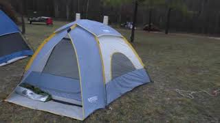 cold-weather-and-raining-in-the-wenzel-alpine-3-person-tent