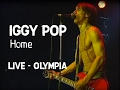 watch he video of Iggy Pop - Home (Olympia)