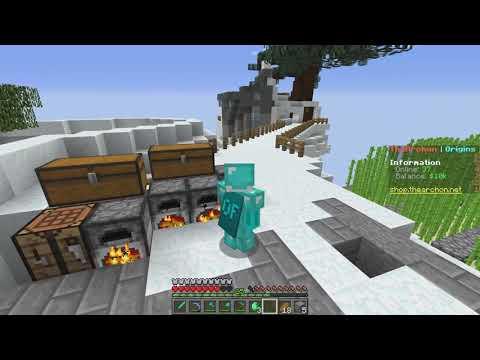 Minecraft SkyBlock - Sezona 2 - Epizoda 6 - TNT Kopanje