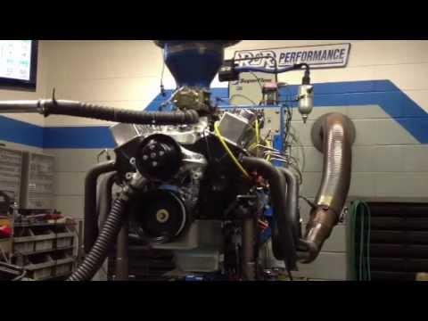 sbc 406 dyno 498hp 487 torque ( OEM heads and block) pump gas 92 oct