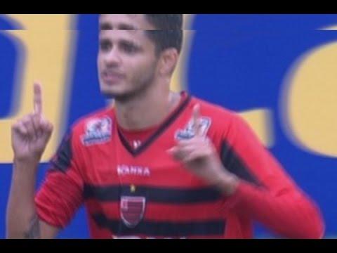 Gol de Léo Artur, Oeste 1 x 0 Criciúma - Série B 04/06/2016