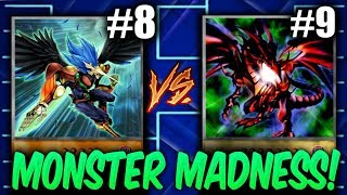Monster Madness 2019: RED-EYES vs BLACKWINGS! ( March Madness Yugioh Tournament)