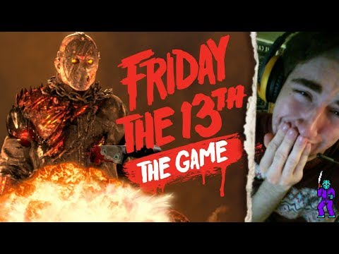 🔴 LIVE - FRIDAY THE 13TH: THE GAME 🔪 - NEW UPDATE - | INTERACTIVE STREAM - 16K SUB HYPE