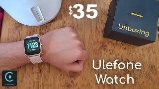 Ulefone Watch Unboxing. Bueno, bonito y barato