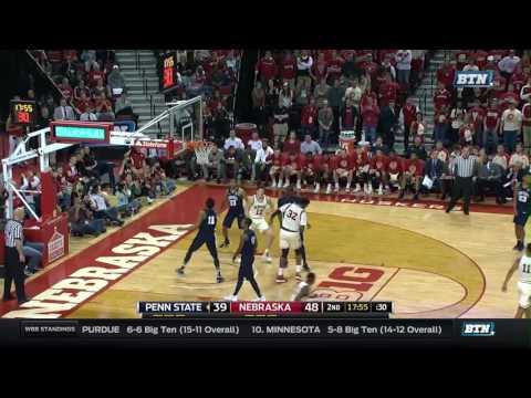 Penn State at Nebraska - Men
