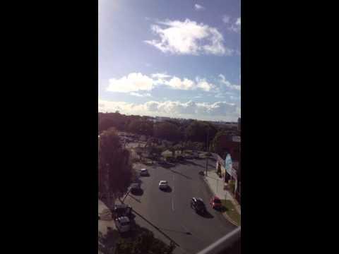 Time lapse Hamilton qld