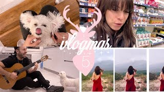 Cómo edito las fotos, Milo y otras hazañas | Vlogmas 5