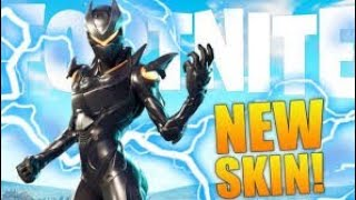 Fortnite-News-Gameplay-New Skin Oblivion 😍