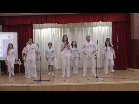 Медицинский колледж КБГУ. ЛПП-2013. Приветствие команды ФАП-Express
