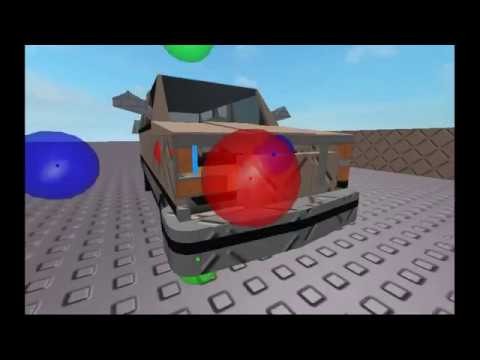 [Roblox] Making the 1994 Ford Explorer Time-Lapse
