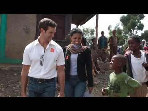 Rep. Aaron Schock speaks about the Global Poverty Project