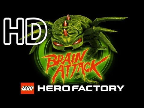 Herofactory Brain Attack Game