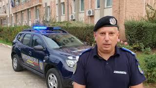 Jandarmii au prins un șarpe II