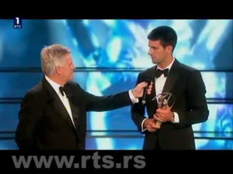 Novak Djokovic – The best sportsman in the world in 2011
