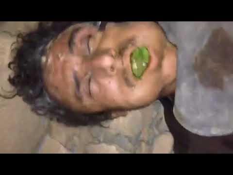 شاهد حوثي مسكوة الجيش السعودي اسمع وش يقول ومعة مفتاح الجنة thumbnail