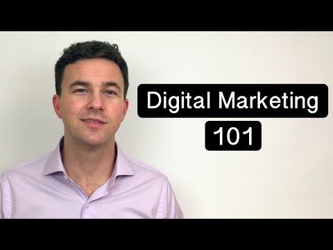 Digital Marketing 101 - Promote Your Business Online