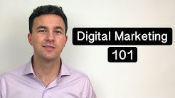 Digital Marketing 101 - Promote Your Business Online