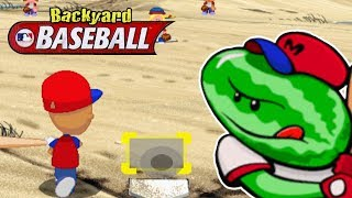 CRAZIEST GAME EVER - Backyard Baseball
