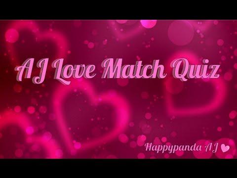 Animal Jam- Love Match Quiz