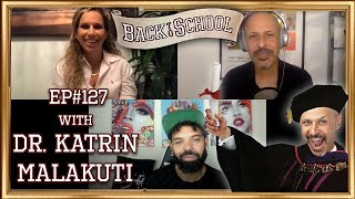 Being a Psychologist in a Maximum Security Prison with Dr. Katrin Malakuti