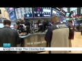 Bausch Health Companies Inc. Rings the NYSE Closing Bell