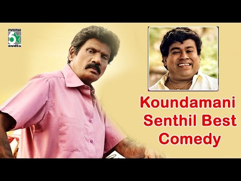 Koundamani And Senthil Best Comedy | Pattathu Rani Tamil Movie Comedy