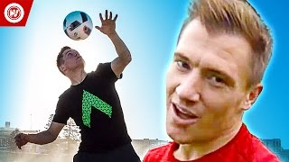 Soccer Freestyle Tricks | Andrew Henderson